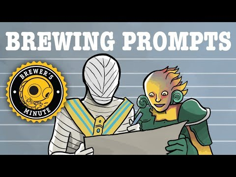 Brewer's Minute: Brewing Prompts
