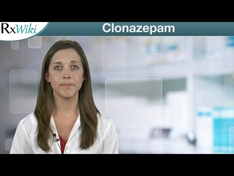 Clonazepam Treats Certain Types of Seizure Disorders - Overview