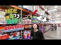 CRAZY HIDE AND SEEK GAME IN COSTCO