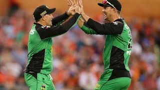 Highlights: Scorchers v Stars - BBL06