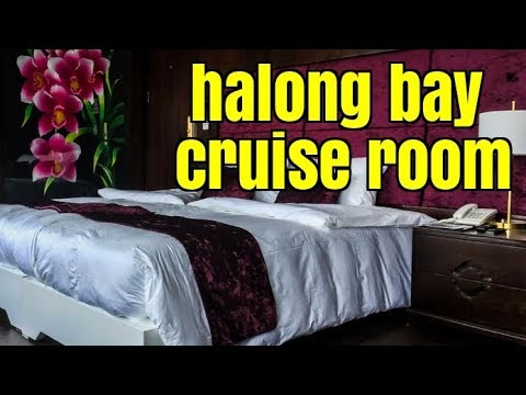 Suite room on Halong Bay CRUISE!