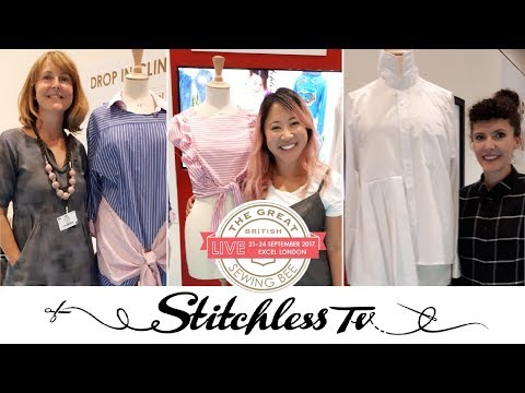 Great British Sewing Bee Live day 3