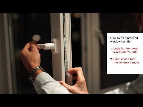 How to fix a blocked window handle (Studio maintenance)