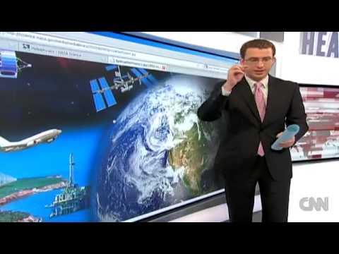 CNN BREAKING NEWS - NASA SOLAR STORM WARNING