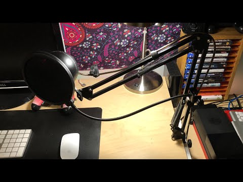 Dirt Cheap Mic Boom Mount - How to