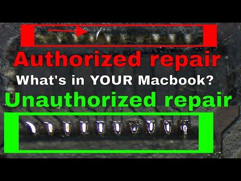 How APPLE AUTHORIZED repair refurbishes Macbooks to FAIL AGAIN! GPU kernel panics