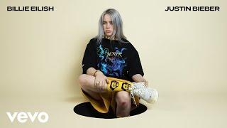 Billie Eilish, Justin Bieber - bad guy (Audio)