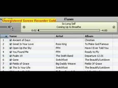 Changing Columns in iTunes