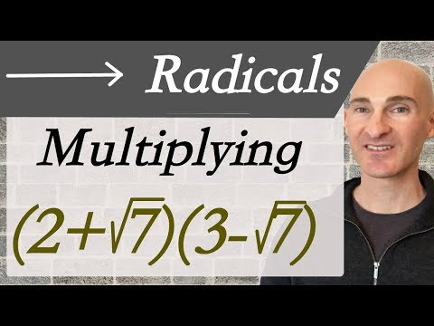 Radical Expressions Multiplying