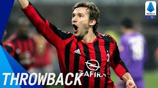 Andriy Shevchenko | Best Serie A Goals | Throwback | Serie A