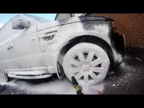 PRO KLEEN SNOW FOAM - SUPER THICK FOAM - THROUGH SNOW FOAM LANCE - WITH GO PRO