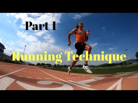 Born To Run Coach Eric Orton: Run Drills and Technique