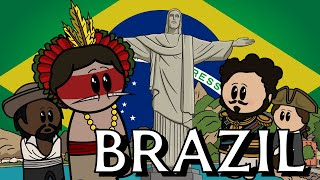The Animated History of Brazil