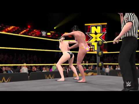 Xxx Mp4 WWE 2K16 Paige Vs Bayley NXT Women 39 S Championship Bikini Match 3gp Sex