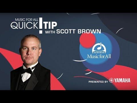 Quick Tip with Scott Brown