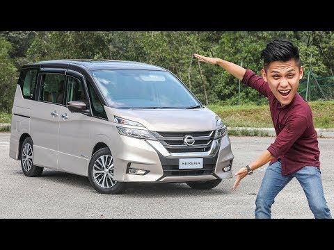 FIRST LOOK: 2018 Nissan Serena S-Hybrid in Malaysia - RM135k-RM147k