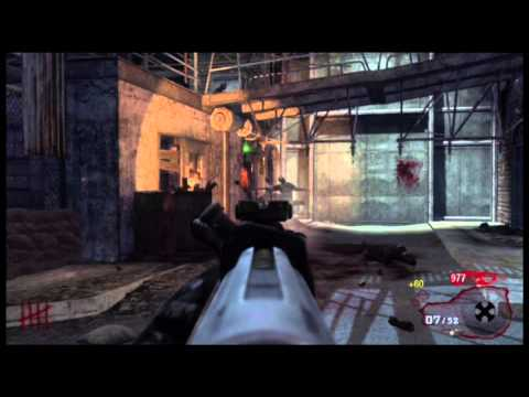 COD Black Ops Zombies Solo on DER RIESE PART 1