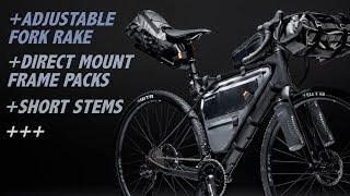 The 6 BIGGEST Bikepacking Trends For 2020: Adjustable Fork Rake & More