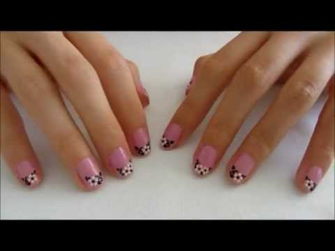Tutorial: How to Apply and Remove Nail Art Stickers (No filing required!)