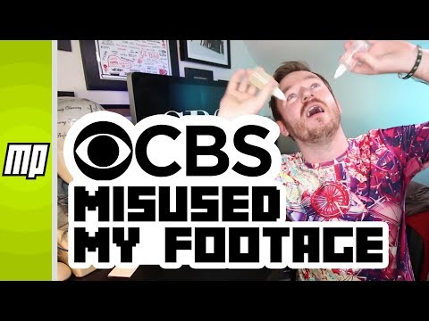 CBS Publishes a Video That Implied I Was Promoting MMS