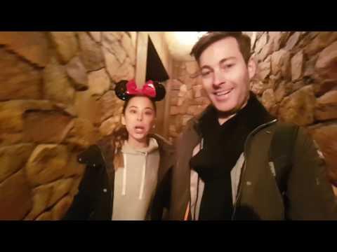 Disneyland Challenge - 25 Rides In 3 Hours