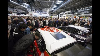 RE-LIVE 2018 WRC Season Launch @ Autosport International Show