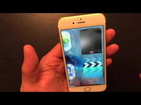 iPhone 6S: How to Enable 4K Video?