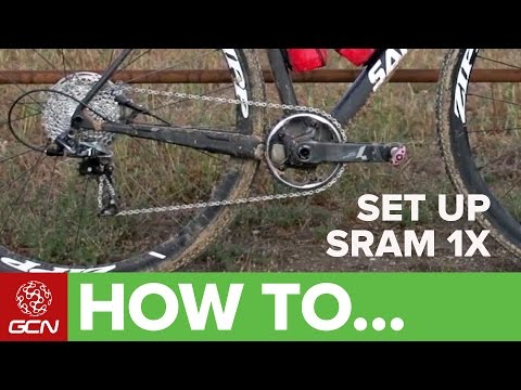 How To Set Up SRAM 1x Road Groupsets