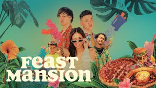 Joji and Rich Brian Are Bringing Their Friends to Feast Mansion (Trailer)   Feast Mansion