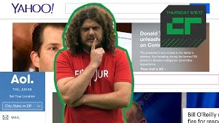 Big Layoff Coming to AOL and Yahoo | Crunch Report