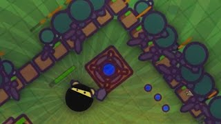 ZOMBS.IO - 1 NINJA VS ENDLESS ZOMBIES!! (Zombs.io Game / Zombs.io Gameplay) Part 1