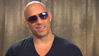 Vin Diesel Geeks Out With a 'Dungeons and Dragons' Birthday Cake