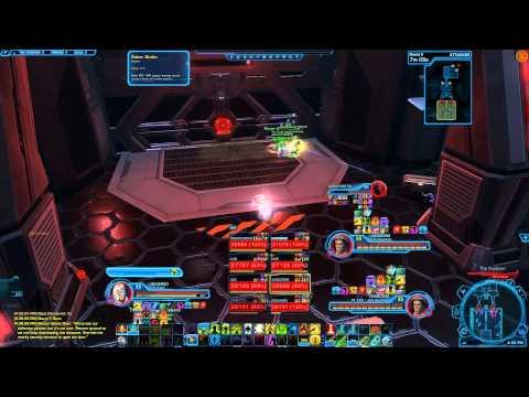 SWTOR - BRAZIL FORCE - Sage Healer Universo - Warzone Voidstar