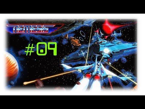 Nemesis Gradius Saga [Salamander 1] (MSX) #9 - Harder, faster, Salamander [Let's Play] {GERMAN}