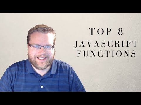 Top Eight JavaScript Objects And Array Functions You Should Know!