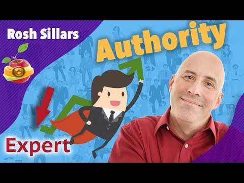 Authority Marketing -  Discover The Power Of Being An Expert