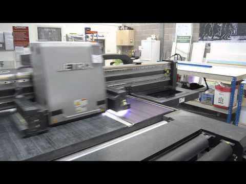 Glass Splashbacks, Colour 2 Glass, printer