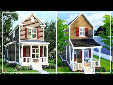 The Sims 4 - Build THAT House! | Family Suburban Starter
