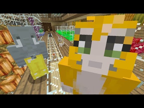 Minecraft Xbox - Farm Factory [593]
