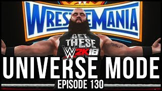 WWE 2K19 | Universe Mode - THE DRAFT (Series 1) - PakVim net