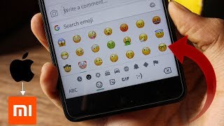 How to get iOS 11 Emojis on Android (No Root!) - PakVim net