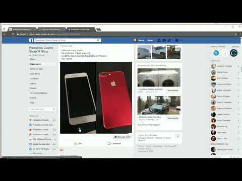 Flipping Phones Business |  Placing Your Ad In Facebook Marketplace and Buy Sell Groups