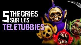 5 THEORIES SUR LES TELETUBBIES (#08)