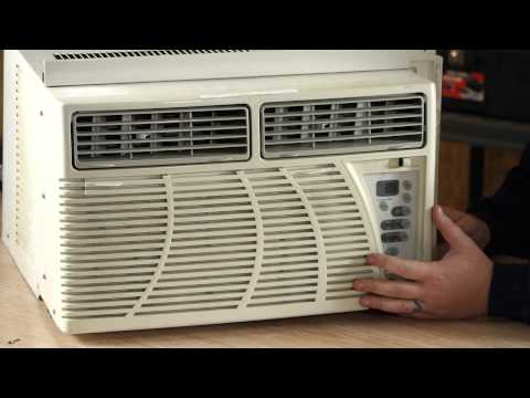 In-Wall Air Conditioners: Install High or Low? : Window Air Conditioners