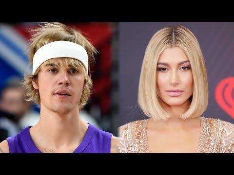 Justin Bieber & Hailey Baldwin Get COZY At Church & Miami Nightclub