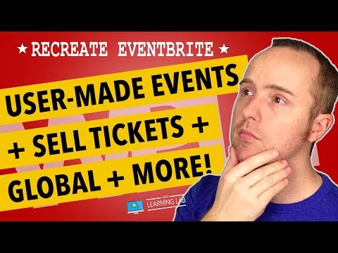 Create An Event Management Website In WordPress Using WP Event Manager - Just Like EventBrite