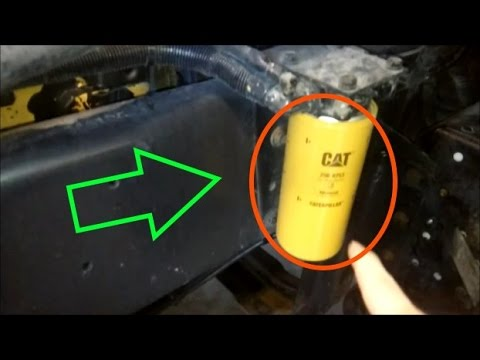 How To Troubleshoot Cat Fuel Systems and Test Diesel Engine Fuel Pressure.