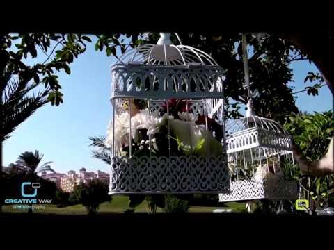 Elegant Wedding At Private Villa QIG Events Planning  Hilton Dream 6 October