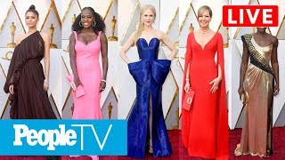 Fashion Recap From Hollywood's Biggest Night: The Top Looks From The Red Carpet   LIVE   PeopleTV