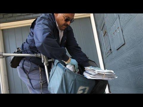 Postal Service Cuts Saturday Mail